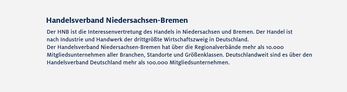 Handelsverband Niedersachsen Bremen